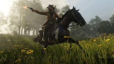 Red Dead Redemption 2 released update 1.04 and fixed some problems