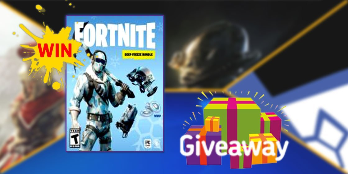 Participate in topic discussion,Win FREE Fortnite game key.