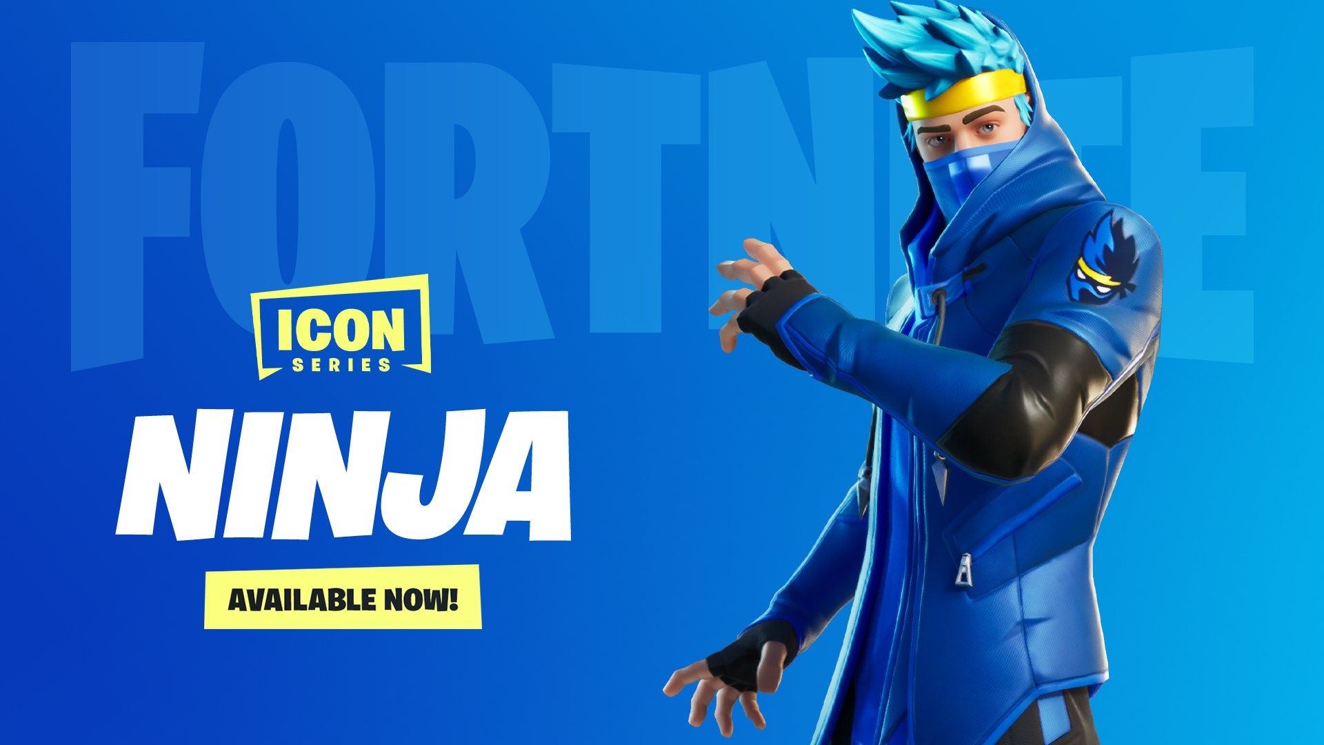 Skin in the game: Ninja is the first player to get his own Fortnite skin