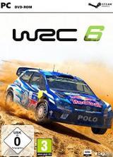 Official WRC 6 FIA World Rally Championship Steam CD Key