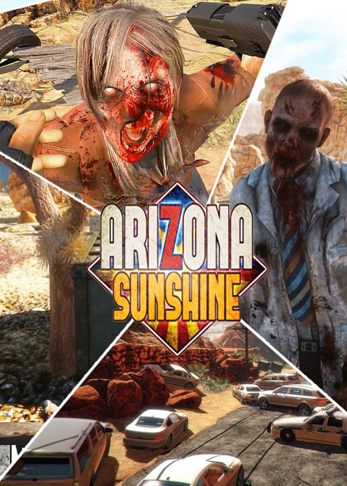 Arizona Sunshine Steam CD Key