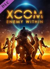 Official Xcom Enemy Within DLC Steam CD Key