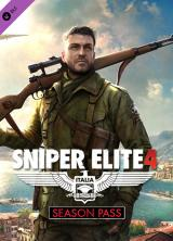 Official Sniper Elite 4 Season Pass Steam CD Key
