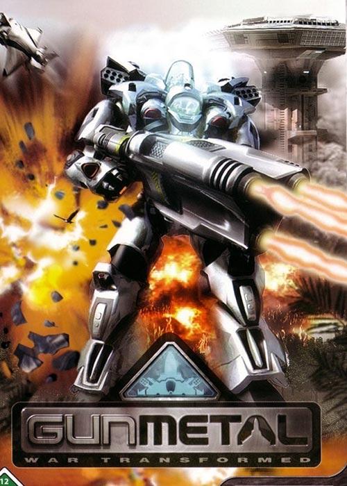 Gun Metal Steam CD Key