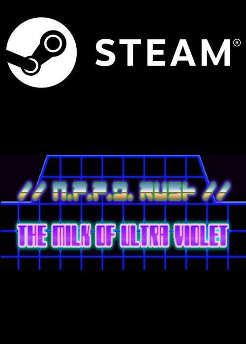 NPPD RUSH The Milk Of Ultra Violet Steam CD Key