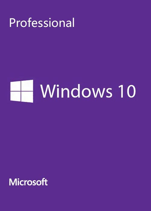 Microsoft Windows 10 Pro OEM CD Key Global