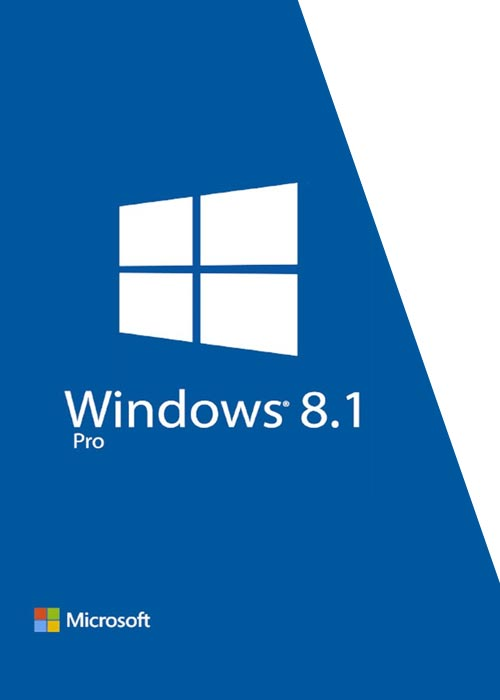 Microsoft Windows 8.1 PRO OEM CD Key