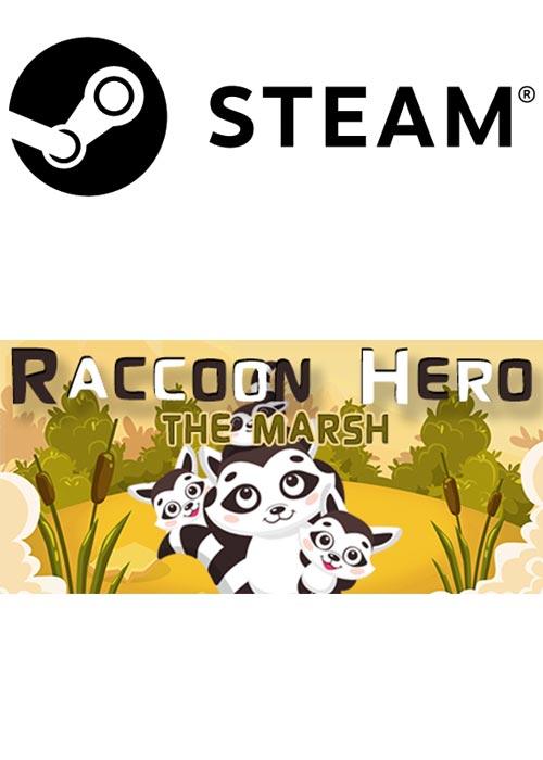 Raccoon Hero The Marsh Steam Key Global