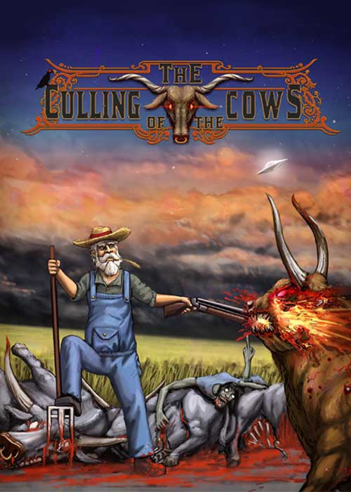 The Culling Of The Cows Steam CD Key