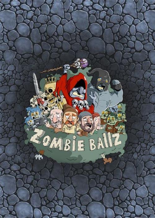 Zombie Ballz Steam CD Key