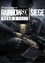 Official Tom Clancy's Rainbow Six Siege Year 3 Pass DLC UPLAY CD KEY GLOBAL