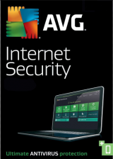 Official AVG Internet Security 3 PC 1 YEAR Global