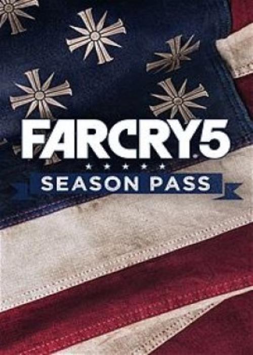 Far Cry 5 Season Pass DLC Uplay CD Key