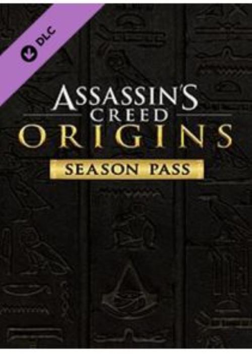 Assassin's Creed Origins Season Pass Uplay CD Key EU