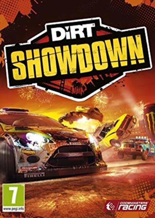 Dirt Showdown Steam CD Key
