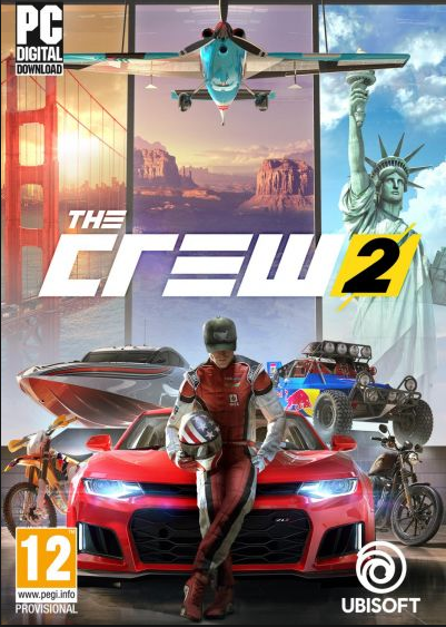 The Crew 2 NVIDIA Key EU