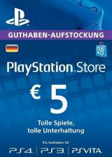 Official Play Station Network 5 EUR DE