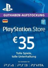 Official Play Station Network 35 EUR DE