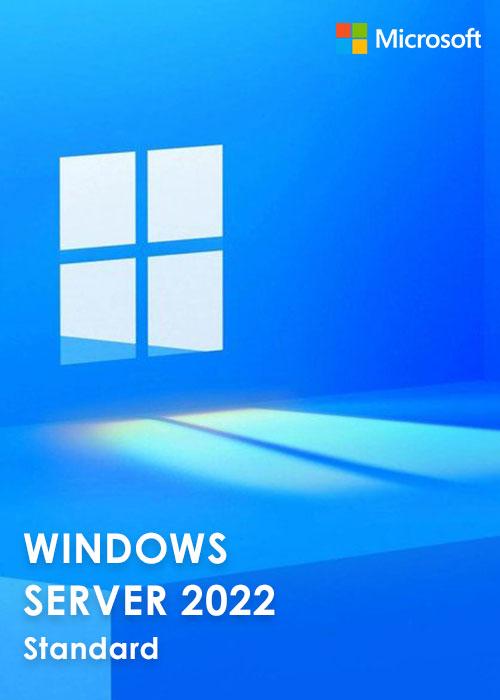 Windows Server 2022 Standard Key Global