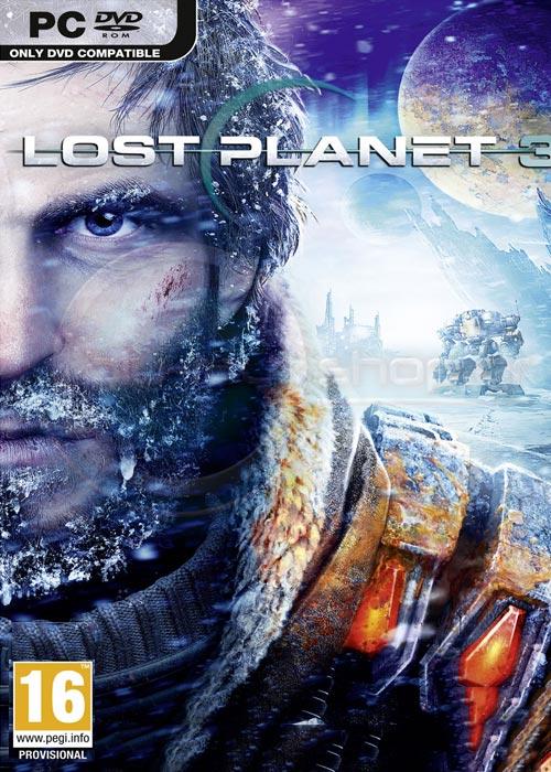 Lost Planet 3 Steam CD-Key