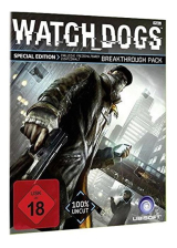 Official Watch Dogs Special Edition Uplay CD Key