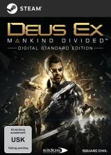 Official Deus Ex Mankind Divided Steam CD Key