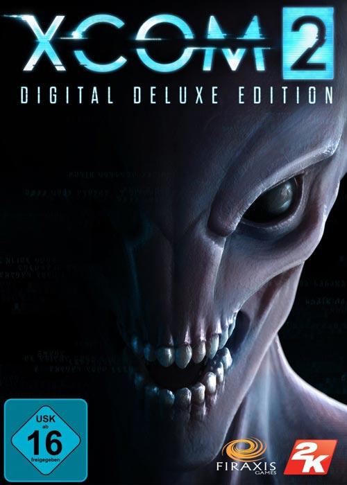 Xcom 2 Digital Deluxe Steam CD Key EU