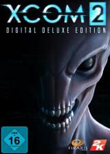 Official Xcom 2 Digital Deluxe Steam CD Key EU