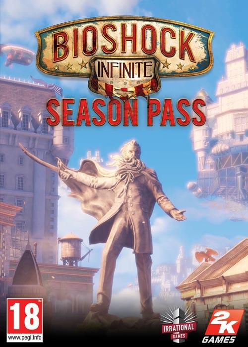 Bioshock Infinite Season Pass Steam CD Key