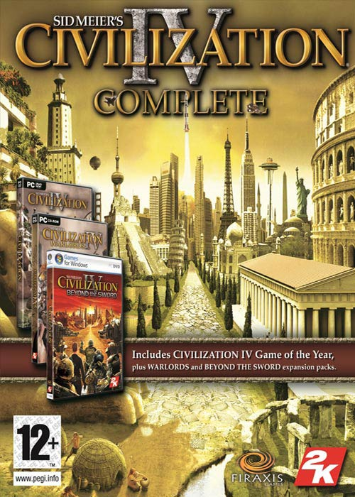Civilization IV Complete Edition Steam CD Key