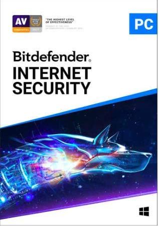 Bitdefender Internet Security 3 PC 1 Year Key Global
