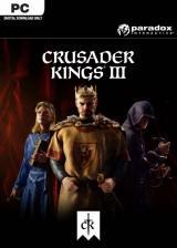 Official Crusader Kings III Steam CD Key EU