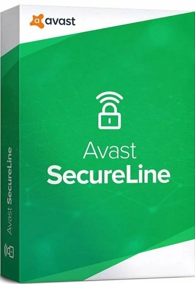 Avast SecureLine VPN 5 PC 1 Year Avast Key Global